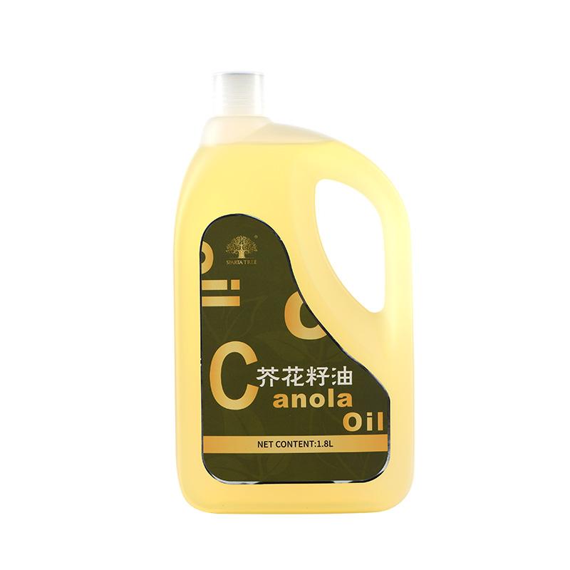 黄金树芥花籽油1800ml