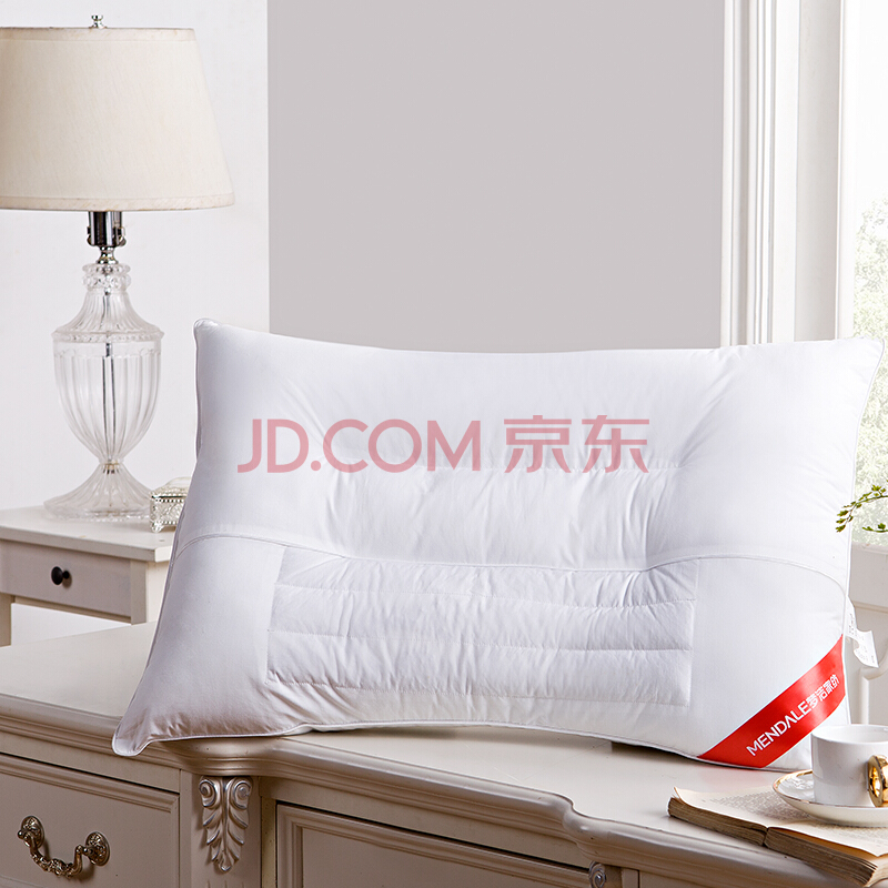 梦洁家纺 枕头 决明子草本枕头 成人枕芯 单只装 50*70cm,梦洁家纺
