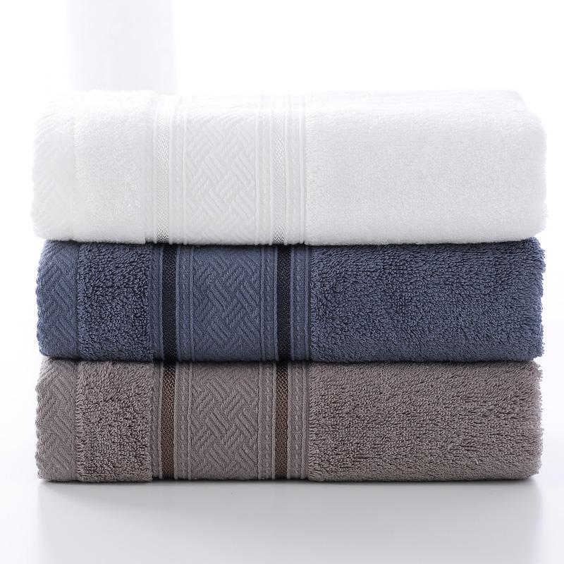 潔麗雅(Grace)純棉強吸水毛巾W0393三條裝34×75cm