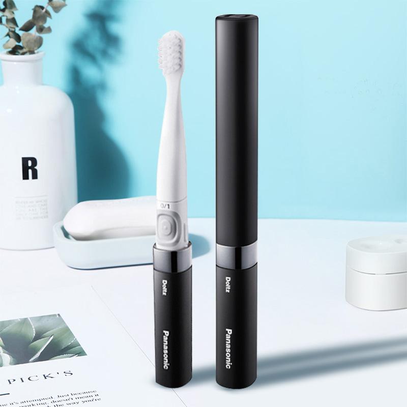 【官方授权】松下 声波电动牙刷EW-DS18 便携式成人家用 清洁口腔电动牙刷