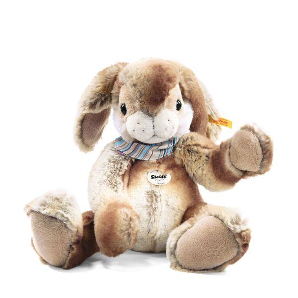 Steiff 史戴芙 Hoppi兔子 毛绒玩具 米色 26cm/35cm 4001505122620