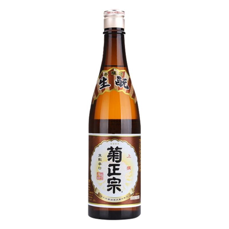 清酒 菊正宗 上选清酒 720ml