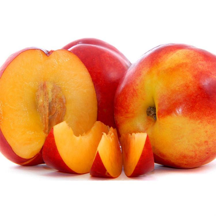信農宜食 新鮮紅油桃12粒 當季新鮮水果