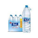 康師傅 包裝飲用水1.5*6瓶 添加礦物質 家庭飲用水超值整箱裝 新老包裝隨機發貨,康師傅