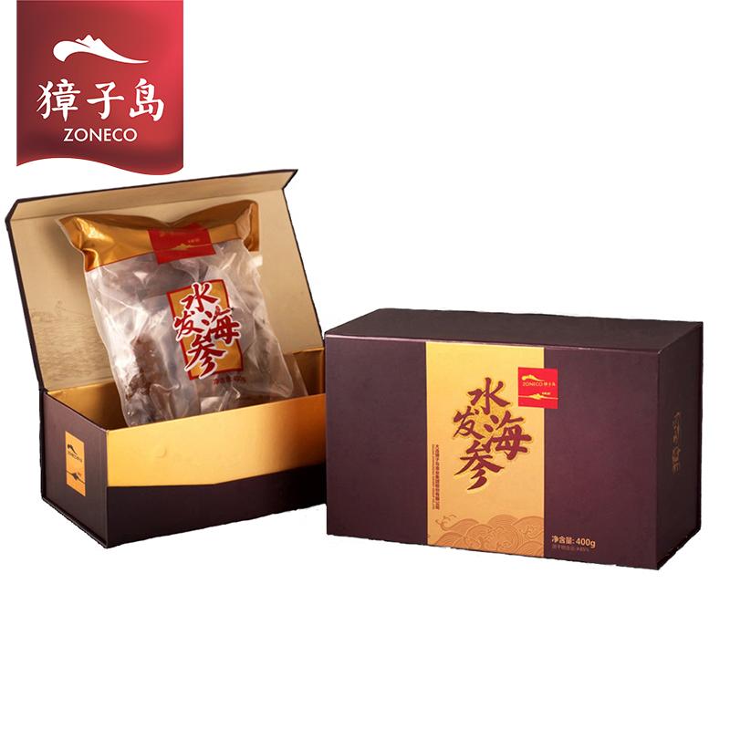 獐子岛 即食海参(水发海参)400g/盒*2(8-12头/盒)