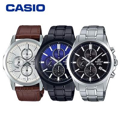CASIO卡西欧EFB-660系列EDIFICE时尚型男防水商务手表男表