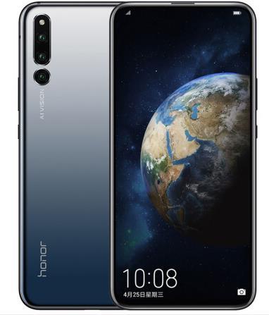荣耀Magic2魔法手机 麒麟980AI智能芯片 超广角AI三摄 8GB+256GB 移动联通电信4G手机