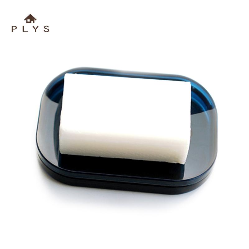 日本PLYS品牌创意双层沥水香皂盒肥皂盒卫浴用品皂架