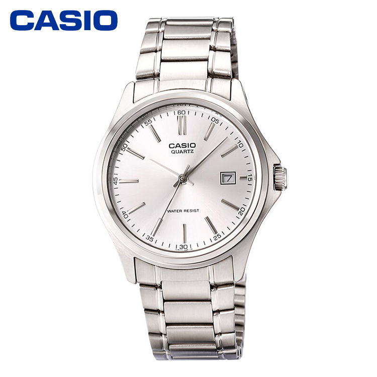 CASIO卡西欧MTP-1183简约防水石英男士手表