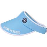 伯希和户外防晒帽男女2020新款防紫外线遮阳帽大帽檐遮脸防护帽若水蓝 PE216023410,伯希和(Pelliot)