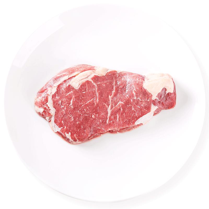 乌拉圭原装进口西冷牛排 约600g/袋