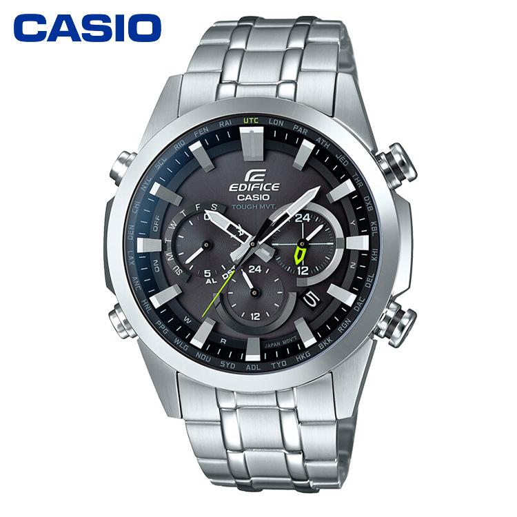 卡西欧EQW-T630系列EDIFICE防水时尚商务男士手表
