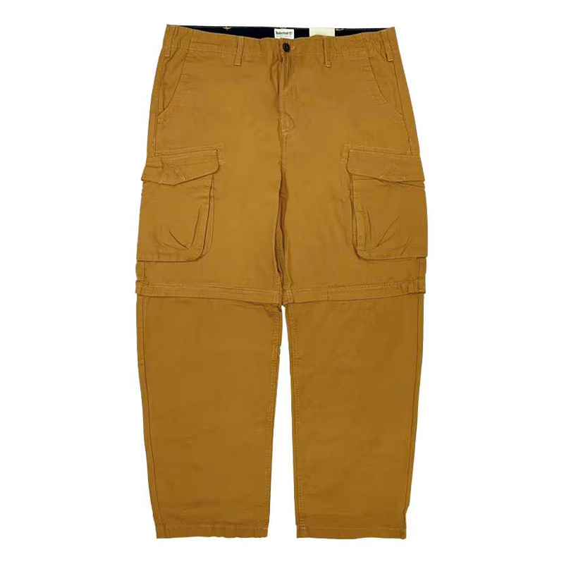 Timberland 添柏岚 户外可拆卸休闲裤 A1VY2-932黄色