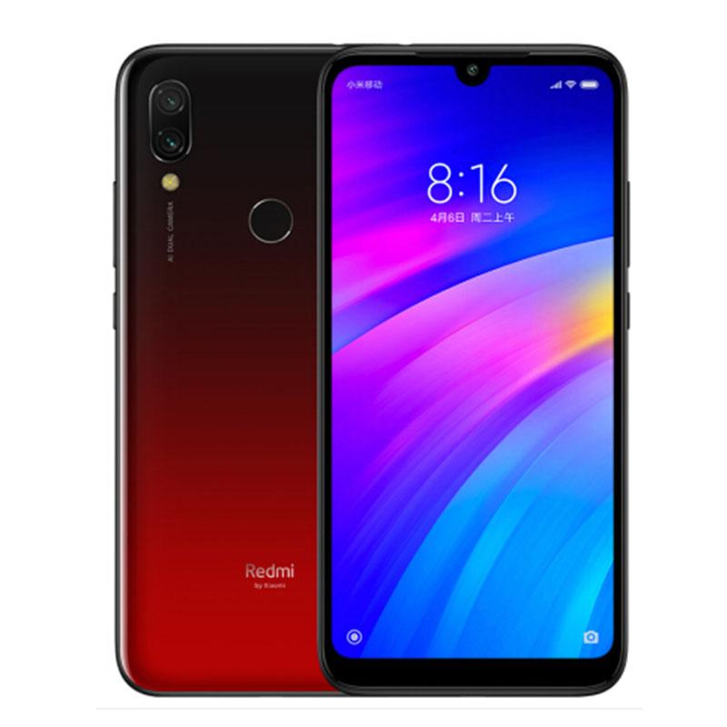 小米Redmi 红米 7 移动联通电信全网通4G手机 小水滴全面屏拍照游戏智能手机