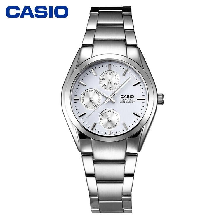 CASIO卡西欧MTP-1191系列简约时尚商务男表