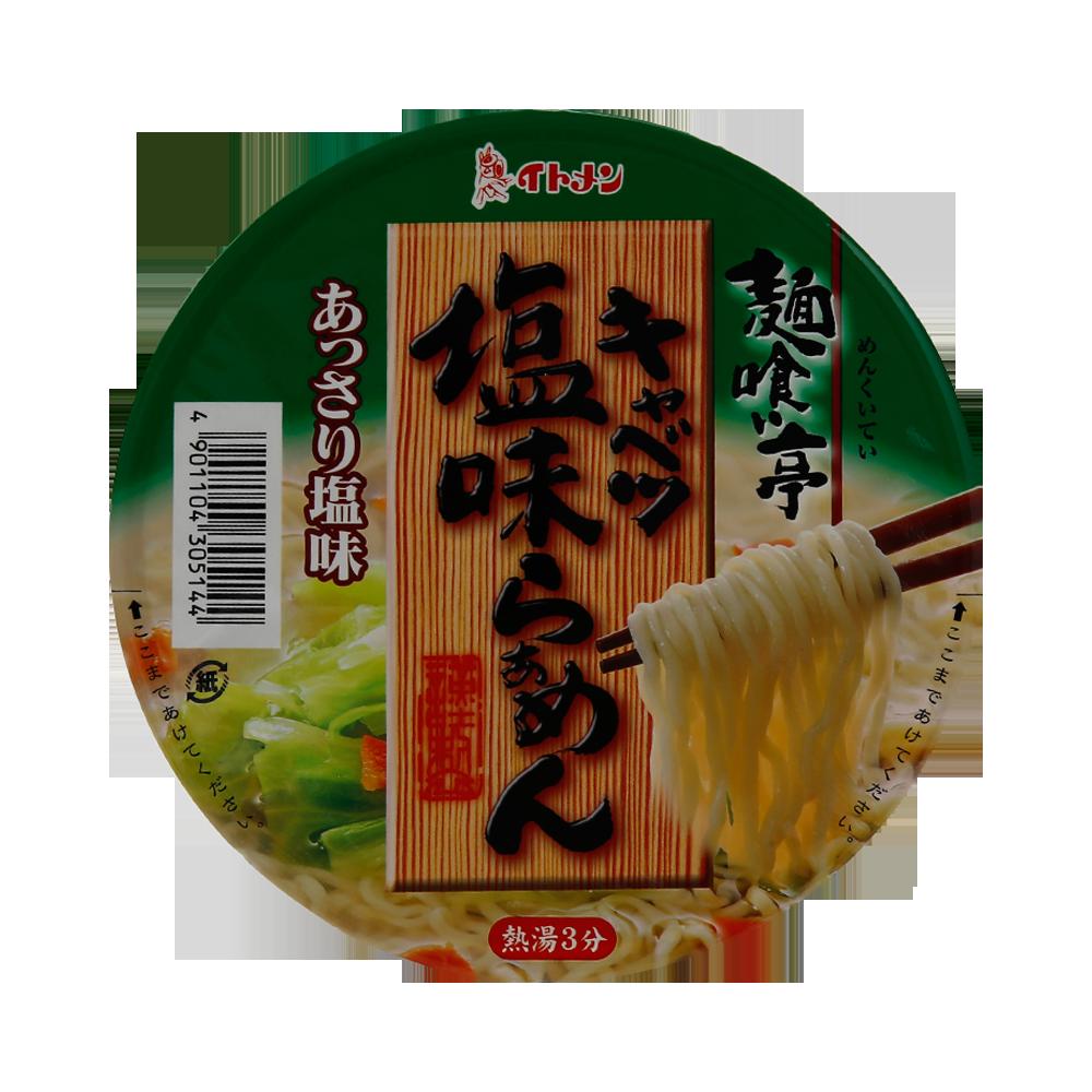 ITOMEN 卷心菜盐味日式拉面 桶杯装 80g