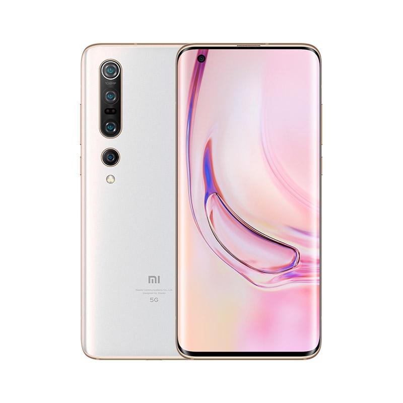 小米10 Pro 双模5G 骁龙865 1亿像素8K电影相机 拍照智能新品游戏手机