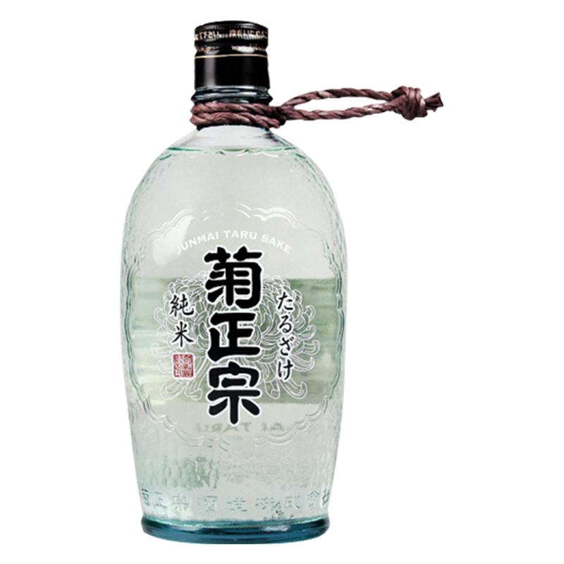 清酒 菊正宗 纯米樽酒 720ml