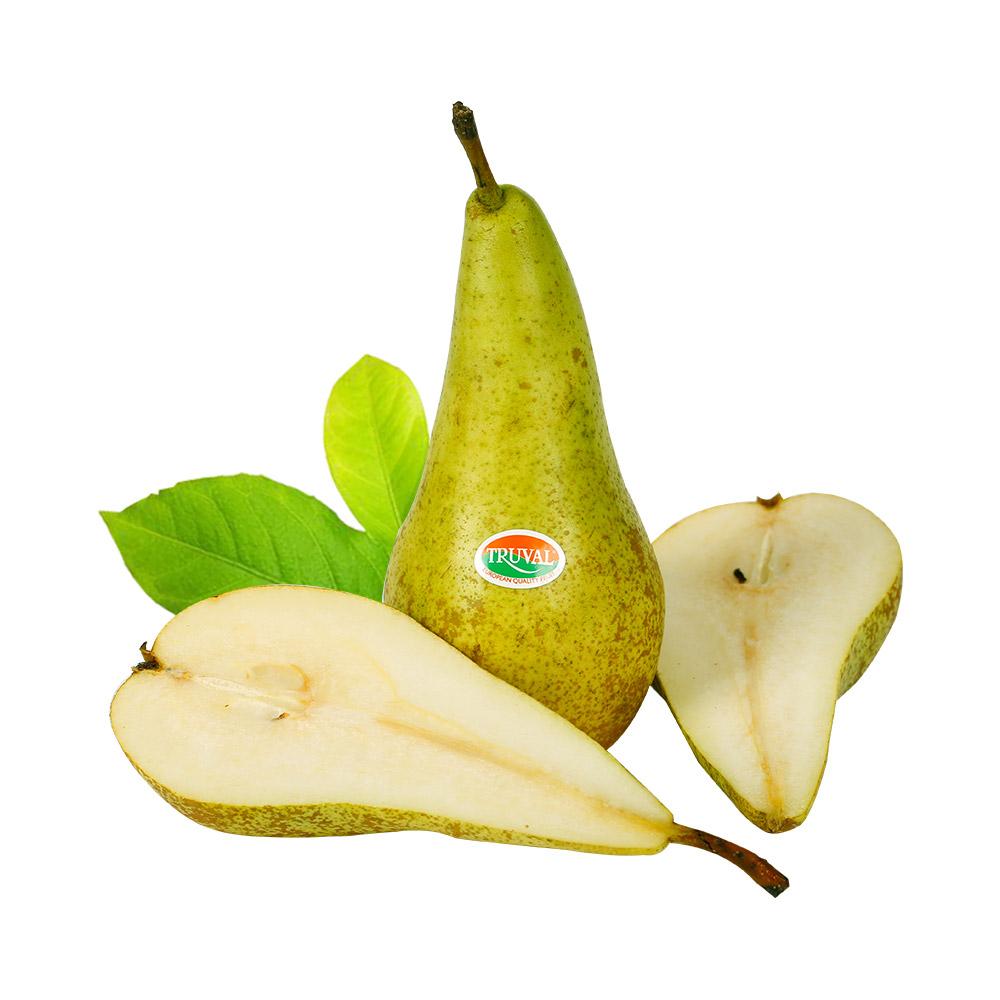 Dole都乐 比利时进口啤梨5斤 新鲜当季水果梨子基本无核