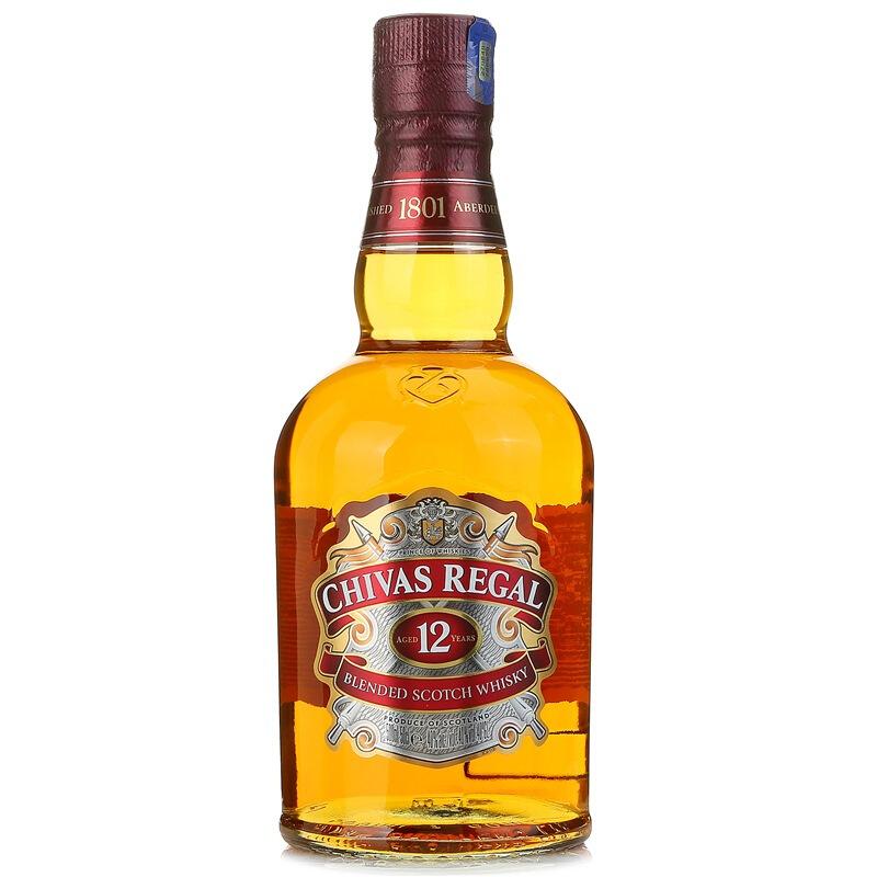 芝华士 12年苏格兰威士忌 500ml