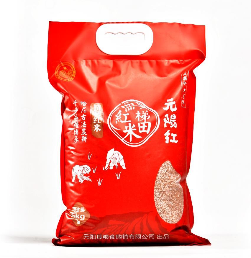 元阳红元阳梯田红米精制红米5kg