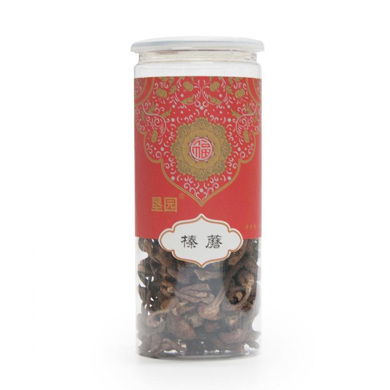 垦园 山珍菌菇 东北榛蘑 100g/罐 两罐装