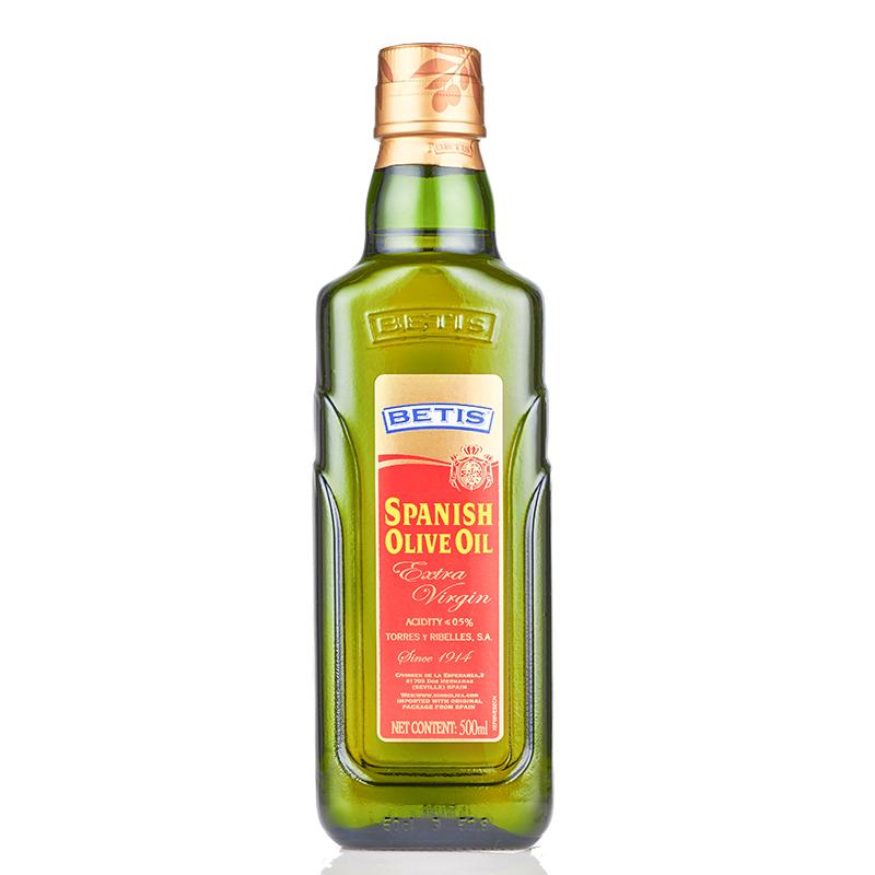 贝蒂斯特级初榨橄榄油500ml