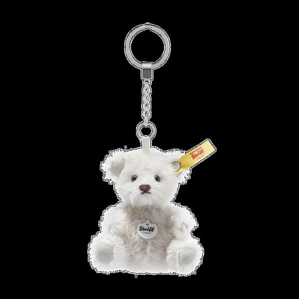 Steiff 史戴芙 挂件钥匙链小熊 毛绒玩具 灰色 8cm 4001505039560