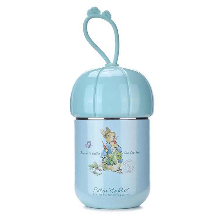 比得兔精致时尚魔法屋保温杯(蓝色)PR-T780