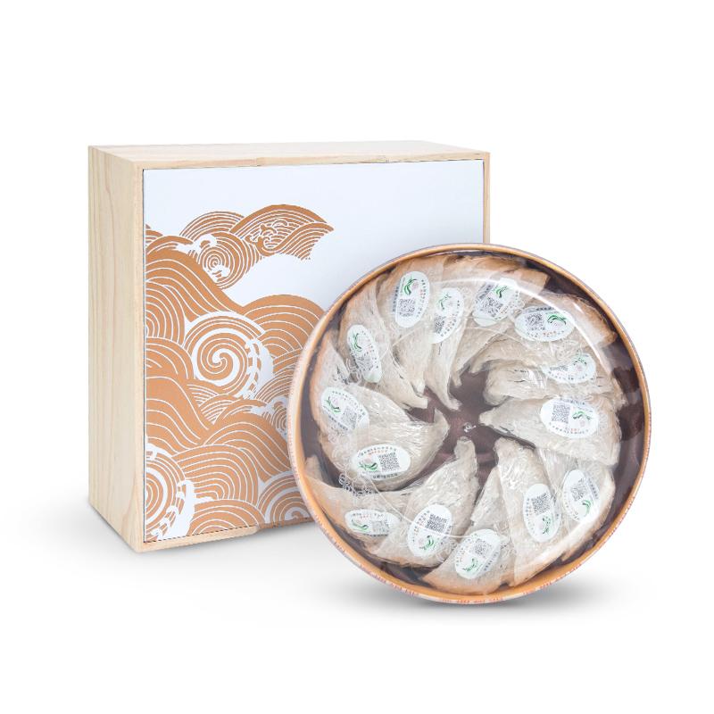 燕林生牌 印尼進口珍品燕窩 正品燕盞禮盒 孕婦滋補品老人營養品 100g
