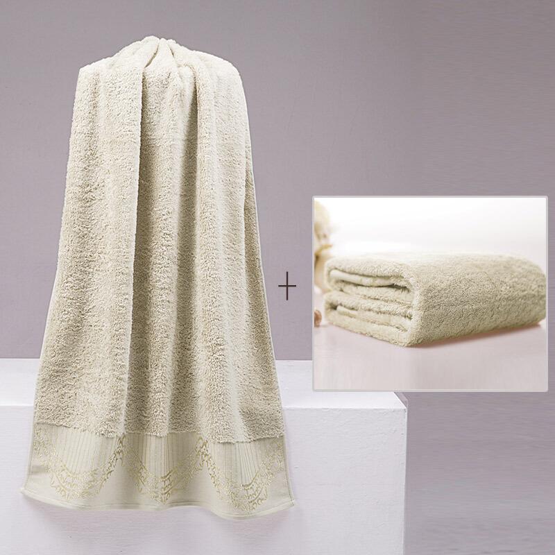 Sleep Science美国睡眠科学进口埃及棉毛巾浴巾套装(毛巾+浴巾)柔软 吸水性强