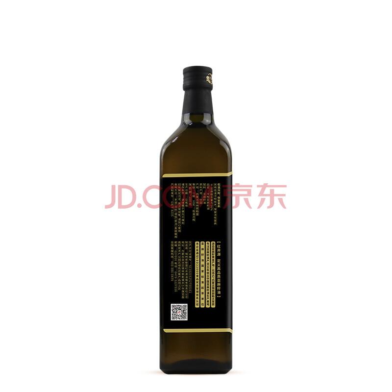 红井源冷榨亚麻籽油1L补充a亚麻酸,红井源