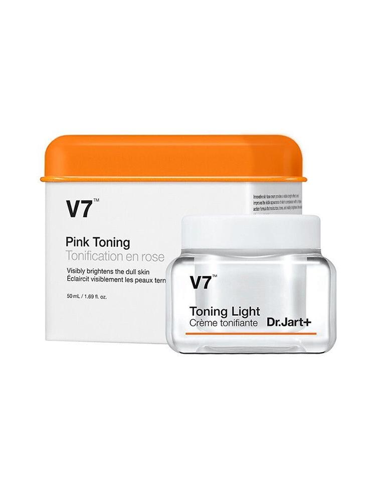 【素颜小心机】Dr.Jart+ 蒂佳婷 V7维生素焕颜亮白霜素颜霜50毫升