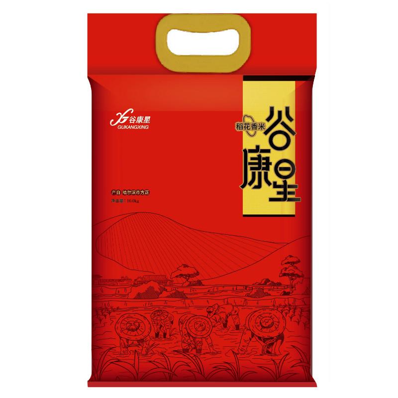 谷康星東北稻花香大米10kg