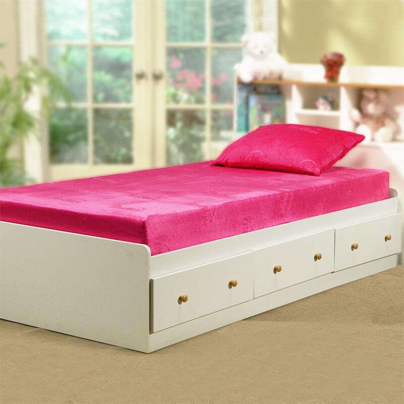 Sleep Science维康儿记忆棉床垫 儿童床垫 硬床垫 提升深睡眠 维护脊椎发育120*200*15CM