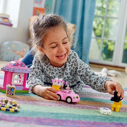 LEGO乐高得宝系列2-5岁 大颗粒儿童拼装玩具积木益智开发脑力