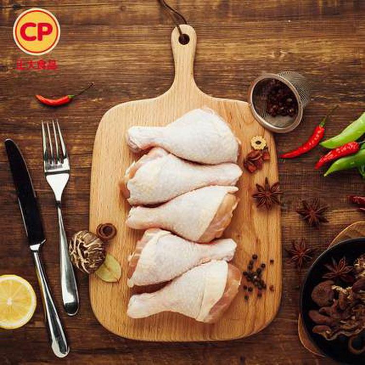 【正大食品】品质肉食组合 老母鸡1250g1袋 巴沙鱼片550g1袋 琵琶腿500g1袋
