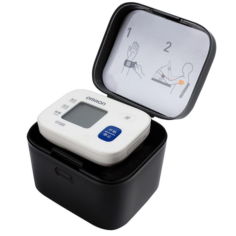 欧姆龙 HEM-6161 家用测量仪血压计电子手腕式量血压机仪器