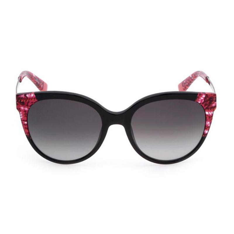 FURLA芙拉防晒眼镜太阳镜女猫眼纹理大脸显瘦SFU149