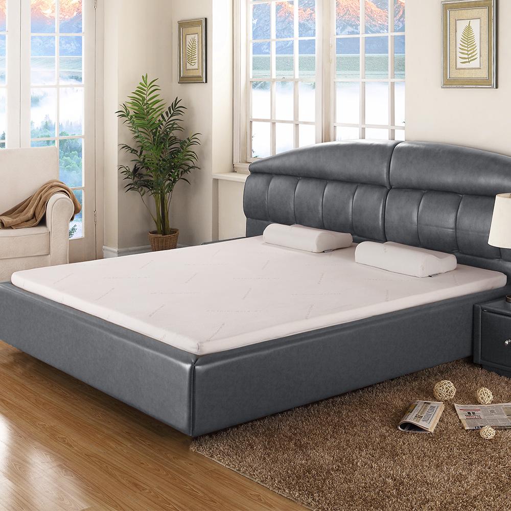 Sleep Science美国睡眠科学黑宝石记忆棉床垫薄折叠床垫 单双人学生宿舍床垫床褥子环保除异味提升深度睡眠