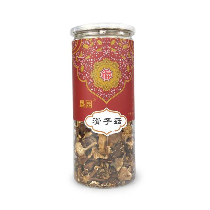 墾園 山珍菌菇 東北滑子菇 100g/罐 兩罐