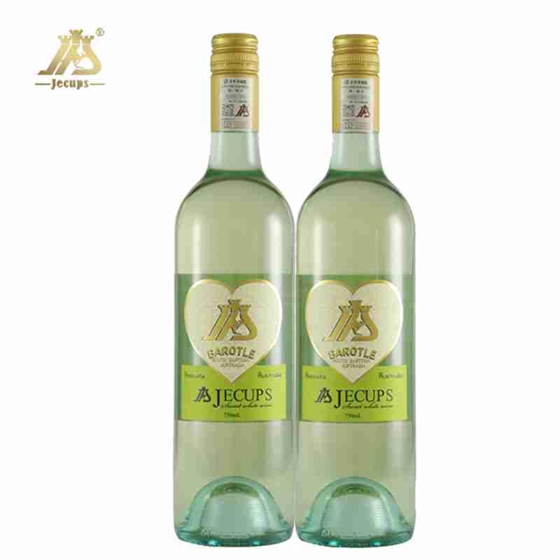 澳洲原装进口葡萄酒 吉卡斯  莫斯卡托白葡萄酒750ml*2瓶