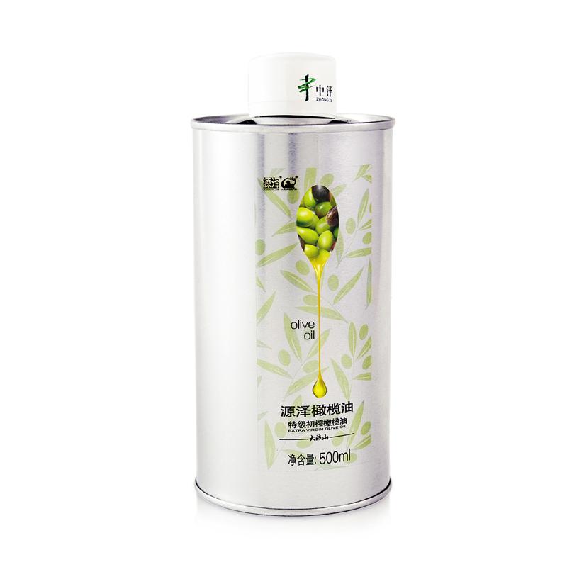 特级初榨 橄榄油 500ml