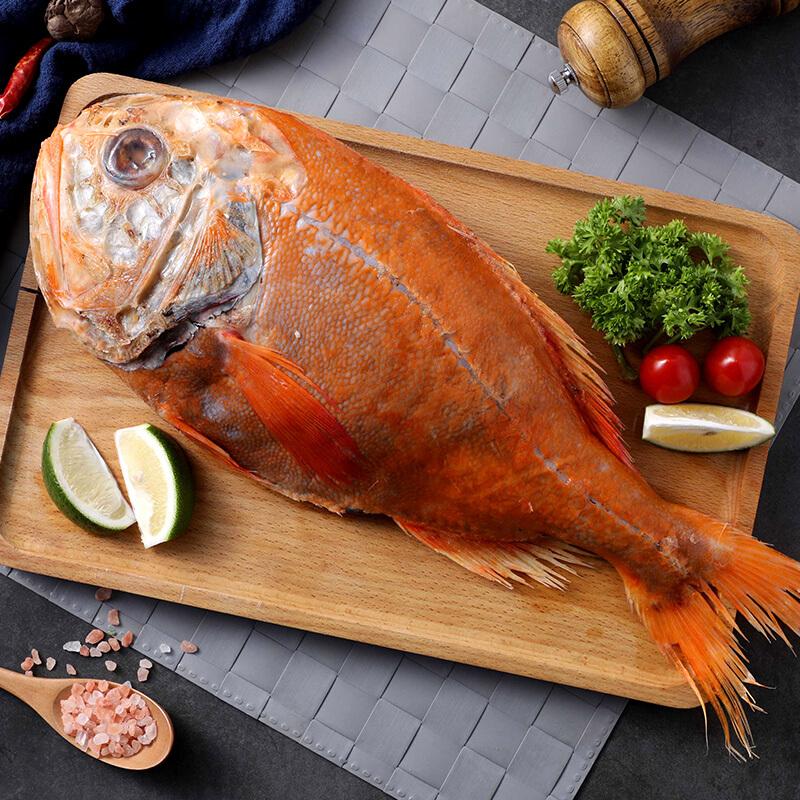 创信 新西兰长寿鱼 1250g/条 袋装 海鲜水产