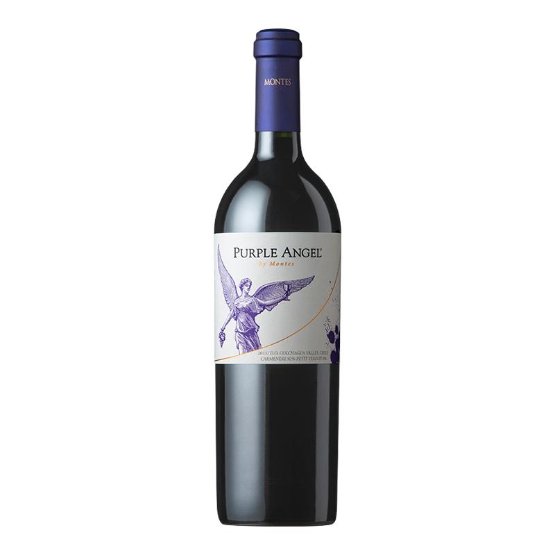 蒙特斯紫天使干红葡萄酒750ml