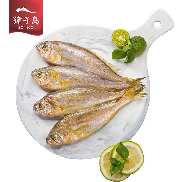 獐子島 小黃花魚 450g*3袋