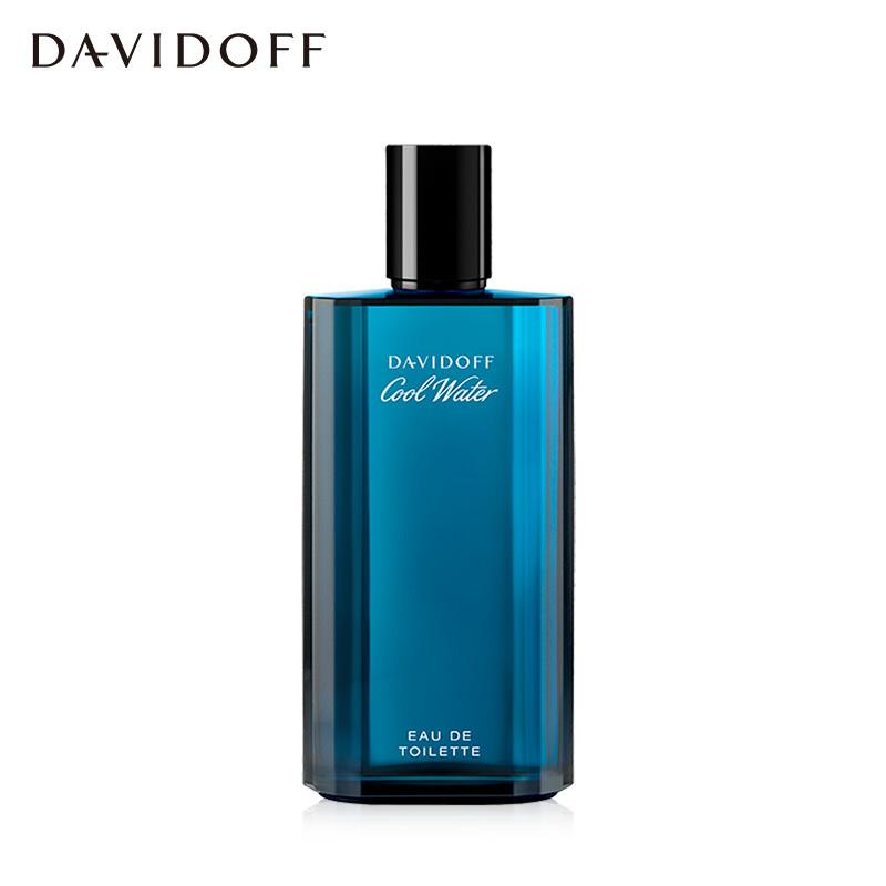 大卫杜夫(Davidoff)冷水男士香水 75ml(男士香水)