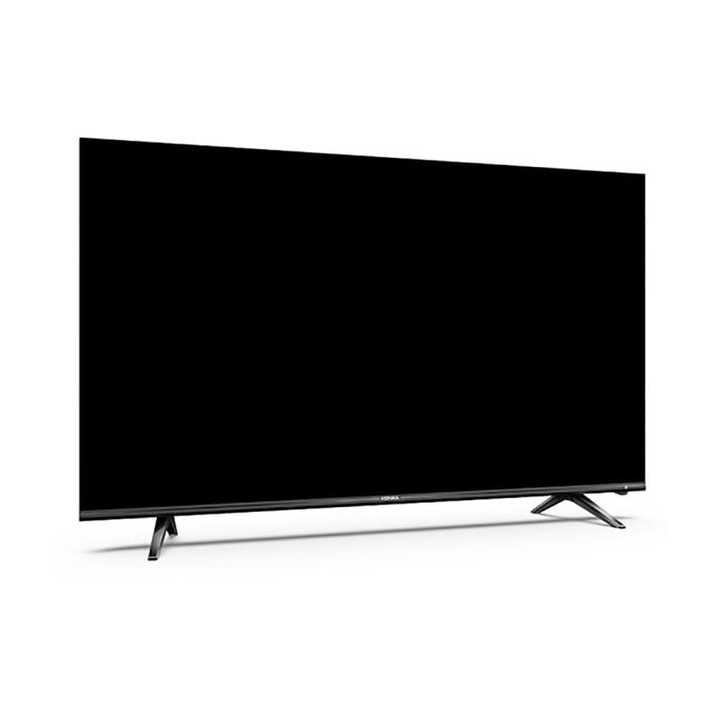 康佳(KONKA)LED55U5 55英寸电视 4K HDR超高清 全面屏智能语音教育电视 LED55U5 55英寸智能语音2+16GB全面屏
