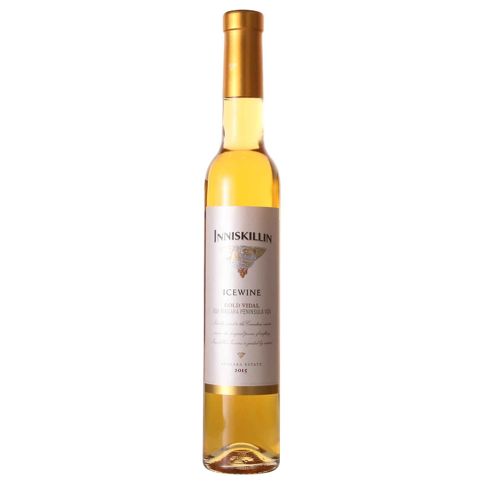 云岭冰酒(冰葡萄酒) Inniskillin Icewine Gold Oak Ag375ml