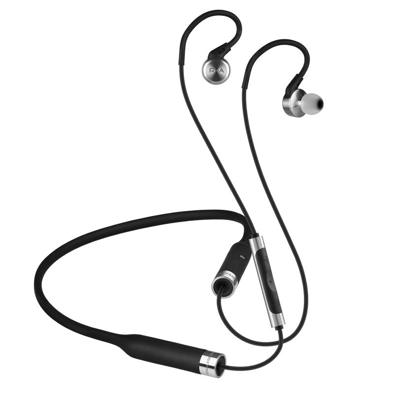 RHA MA750 Wireless 藍牙無線3年保 噪音隔離藍牙入耳式耳機